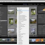 Bildinformationen festlegen in Adobe Lightroom
