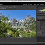 Bildbearbeitung in Adobe Lightroom