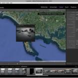 Geo-Lokalisation im Karten Modul von Adobe Lightroom