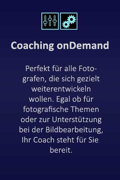 RAW Akademie: Workshop Coaching on Demand