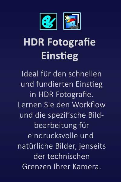 RAW Akademie: Workshop Einstieg in die HDR Fotografie